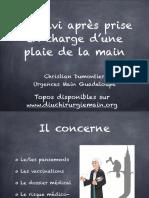 2016-8 DESC MU Le Suivi Post-plaie