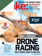 MAKE Magazine - Vol.44, 2015 {Bk}