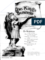 The King's Business - Volume 10, Issue 12 - December 1919