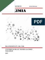 Petunjuk Praktikum Biokimia 2015