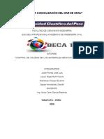 Informe Materiales de Construccion