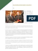 CIPRIANI INAUGURA MUESTRA MUSEOGRÁFICA FRANCISCO PIZARRO