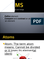 atoms- powerpoint