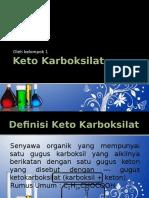 Keto Karboksil