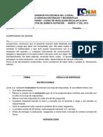 2S-2014 QuimicaNutricion ExamenFinal