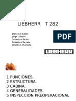Camion Liebherr