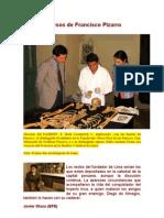 Tras Los Huesos de Francisco Pizarro