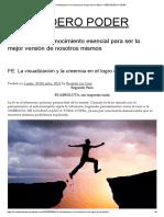 FE_ La visualización y la creencia en el logro de un deseo – VERDADERO PODER.pdf