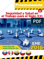 Revista El Prevencionista 10ma Ed Apdr