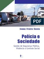 Policia e Sociedade