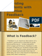 3 feedback powerpoint