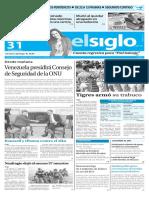 Edicion Impresa El Siglo 30-01-16