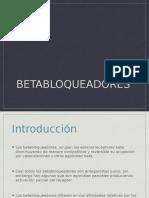 Betabloqueadores TIPO 2 Copia