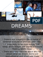Dreams and Sleep Disorders