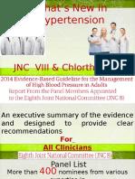 JNC8 & Chlorthalidone