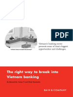 The Right Way to Break Into Vietnam Banking BB