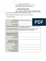 Shdp Application Project Concept Note Template Curriculum