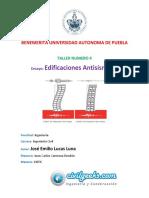 EnsayoEdificaciones Antisísmicas Jose Emilio LucasLuna