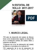 Plan Estatal de Desarrollo 2011 2017