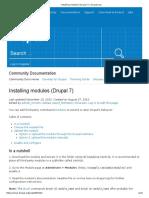 Installing Modules (Drupal 7) _ Drupal