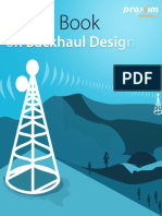 A Guide Book on Backhaul Design