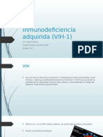 Inmunodeficiencia Adquirida (VIH-1)