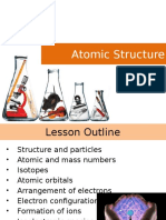 sec3 chemistry - atomic structure  updated