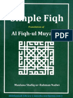 SimpleFiqhtranslationOfAlFiqhUlMuyassarByShyakhShafiqurRahmanAn-nadvi.pdf