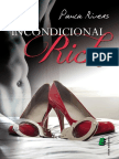 Paula Rivers - Incondicional Rick