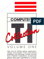 COMPUTE!'s TI Collection Volume One