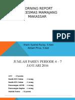 monre PKM Mamajang