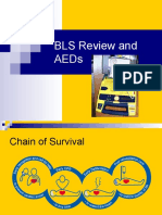 BLS Review and AEDs