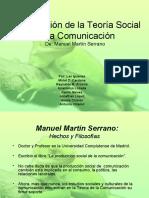 Teoria Social de la Comunicación
