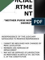 The Judicial Department 2
