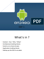 Android Training Day1