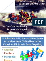 What It Means to Lead the Local Church - Part Three