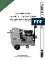GÖLZ FS200B-250B