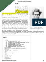 Søren Kierkegaard - Wikipedia, La Enciclopedia Libre