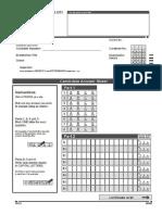 Answer-Sheet FCE