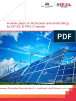 CRISIL& PHD Chamber white paper_Indian solar and wind energy sector_12Feb2015 (2).pdf