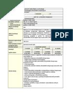 Izvedbeni Plan Metodologija 2