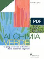 Manfred Junius - Alchimia Verde