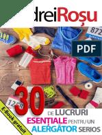 Andrei Rosu 30 de Lucruri Esentiale