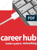 Careerhub Guide to Networking