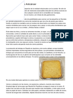 Recetas De Cocina Anticáncer
