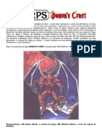 GURPS - Demon's Crest