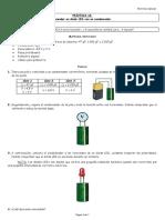 Práctica 16. Encender un diodo LED con un condensador