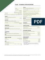 FM Datasheet