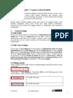 Moodle Content Creation Workflow MS Dec 2014