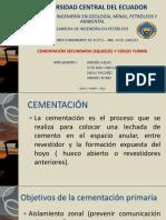 Cementacion y Coiled Tubing